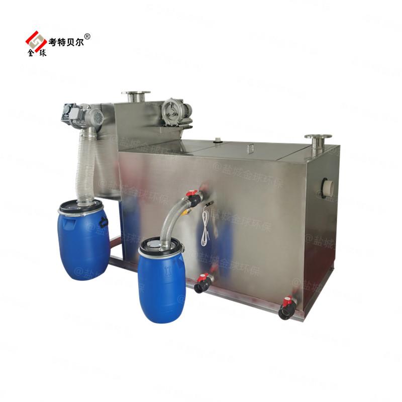 自动隔油强排设备