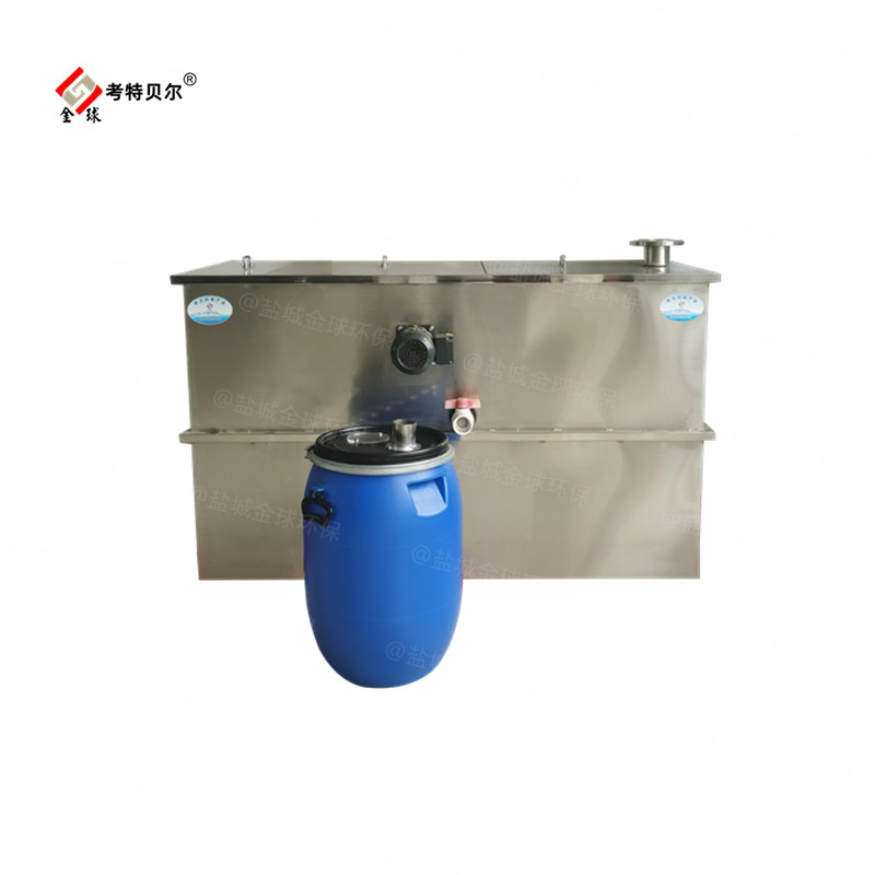 埋地式隔油强排设备