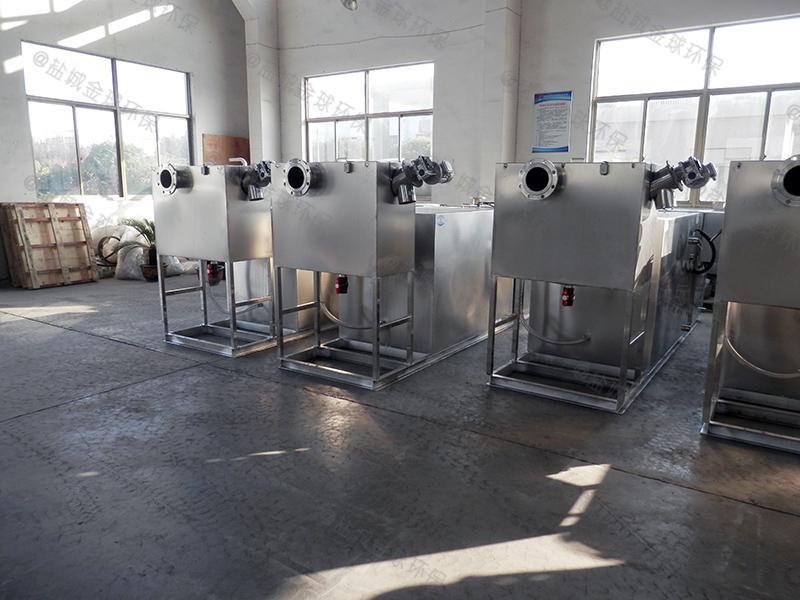 衡水不锈钢隔油器作用