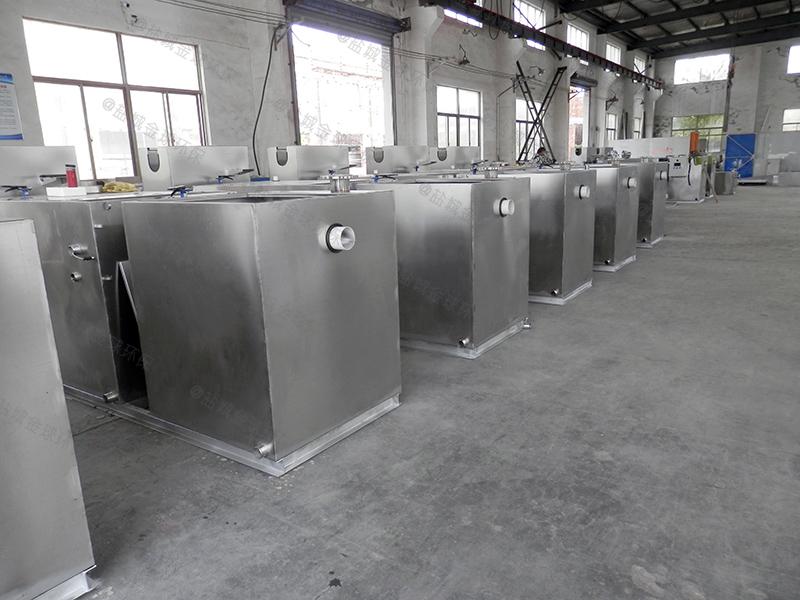 沧州酒店废水一体化隔油提升设备标识