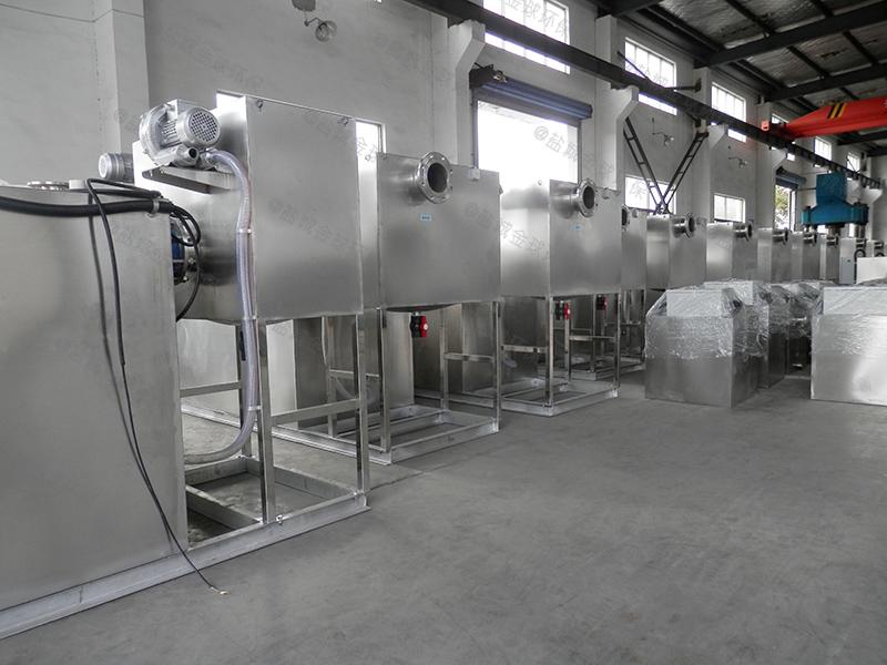 邢台不锈钢油水分离器工作原理