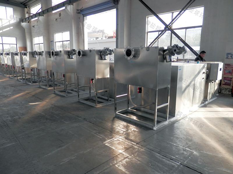 承德工程隔油提升设备设计
