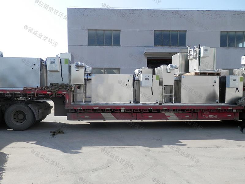唐山便携式油水分离设备油脂生产成套设备
