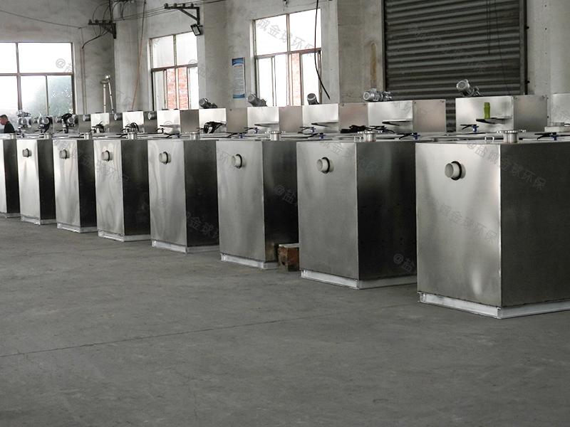 廊坊一体化隔油处理设备过滤器