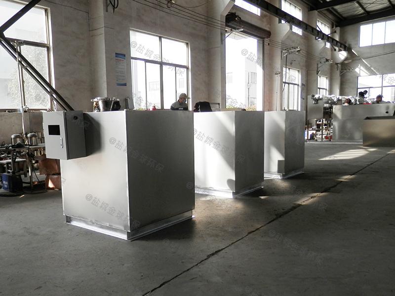 廊坊传统隔油隔渣设备尺寸表
