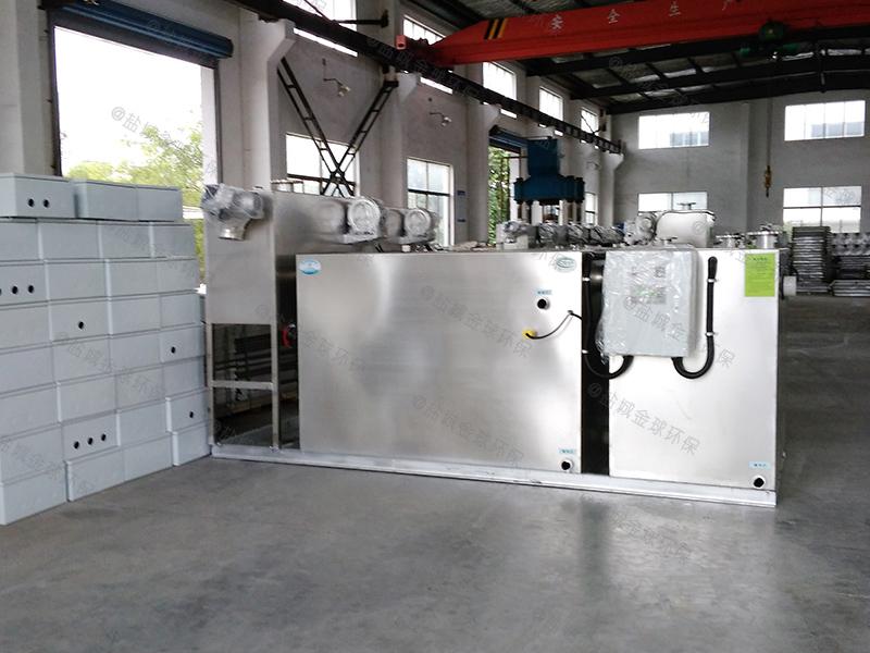 石家庄自动隔油设备改造厂家