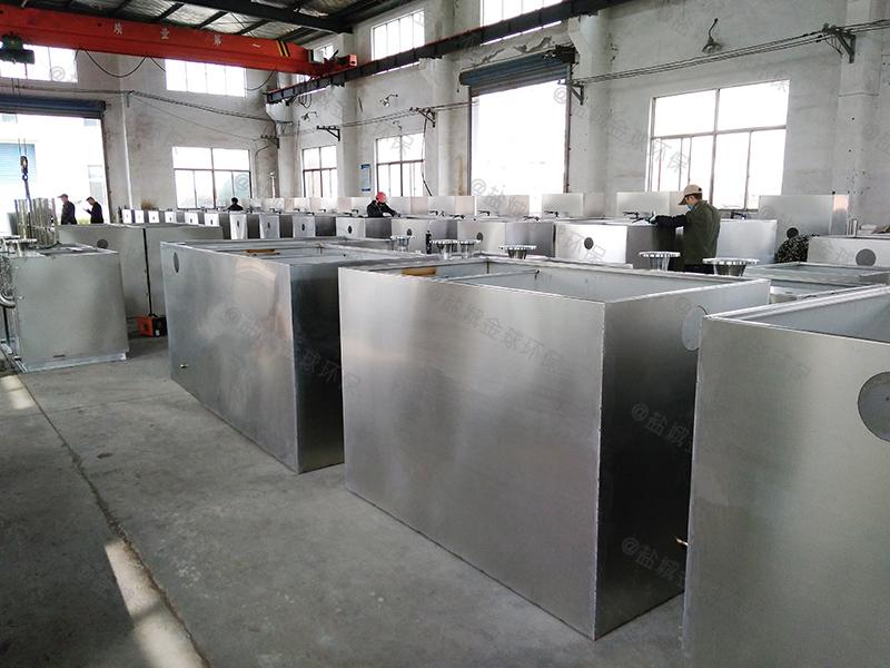 衡水小饭店油污水分离器环保设备制造厂