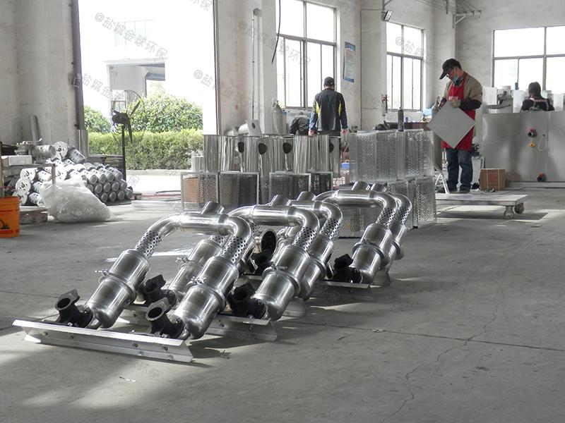 保定泔水隔油提升一体化设备环保设备制造厂