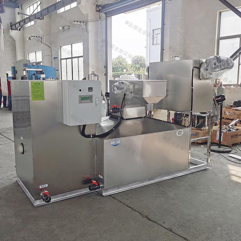 承德机械净化油水分离装置批发价格