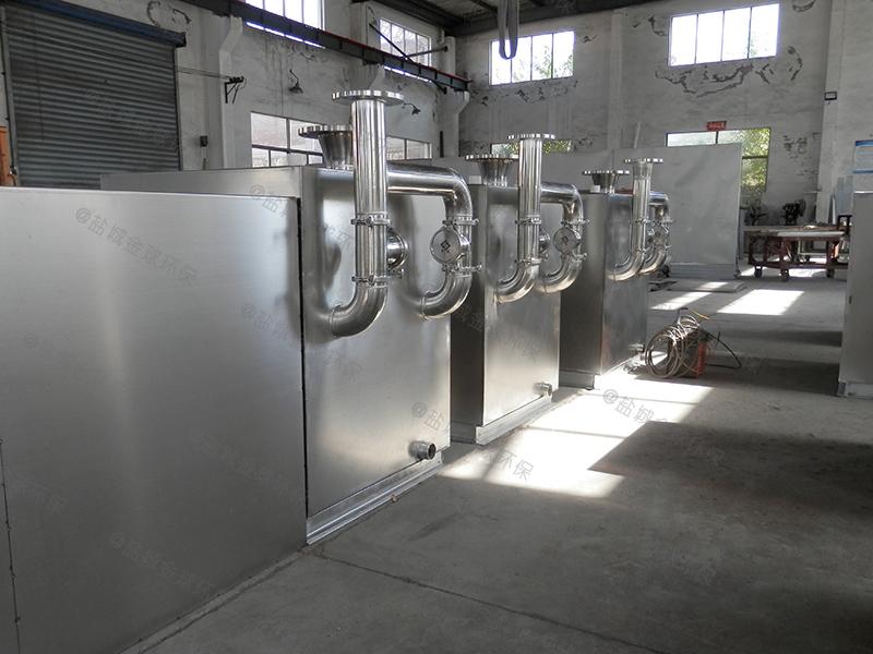 河北机械净化隔油隔渣设备生产厂家直销