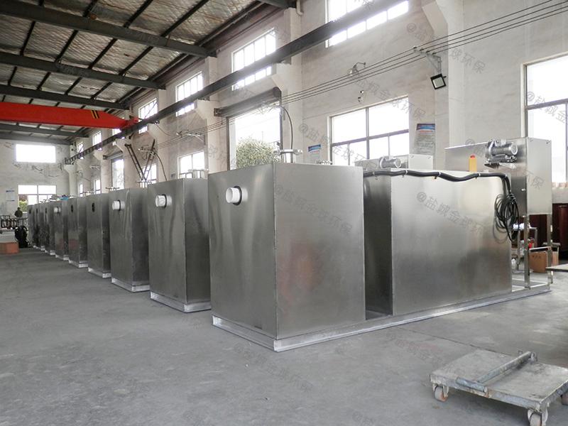 邢台三级过滤油水分离装置的原理图解