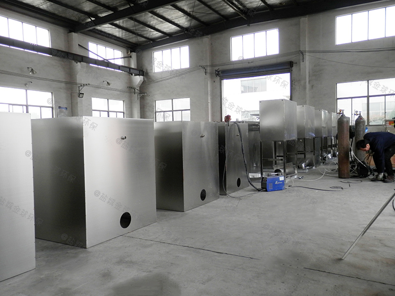 沧州工业园区油污水分离器案例