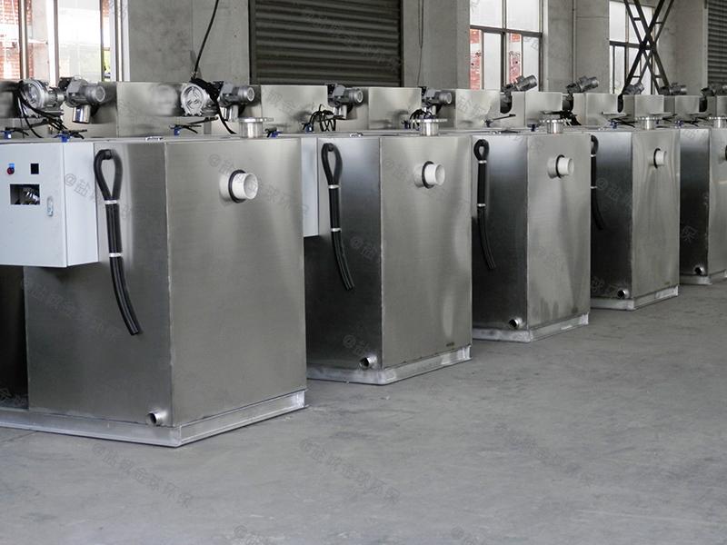 唐山智能隔油处理设备怎么做图解