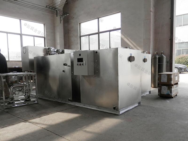 衡水单位食堂隔油装置安装标准