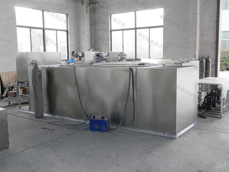 张家口高品质一体化隔油提升设备建造
