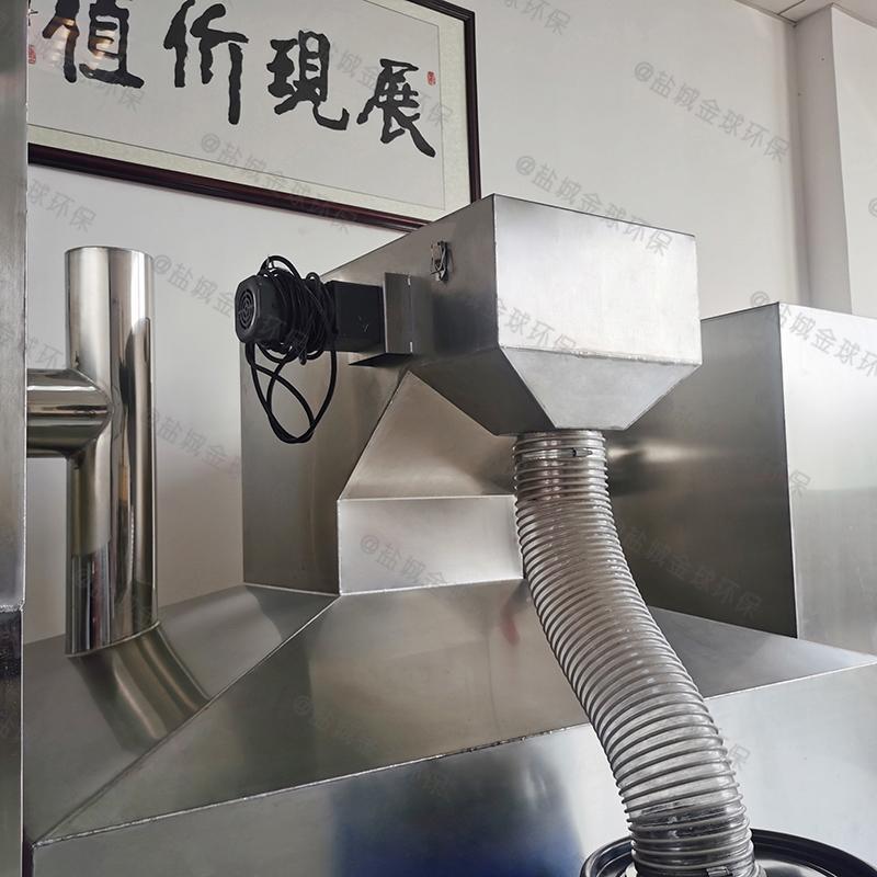 河北餐饮管理隔油隔渣设备发展趋势