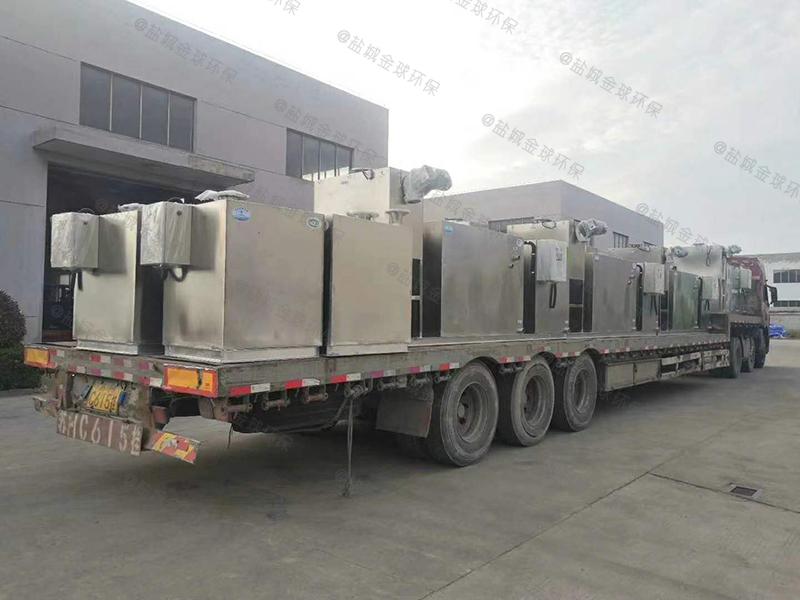 沧州分体式隔油提升装置价钱