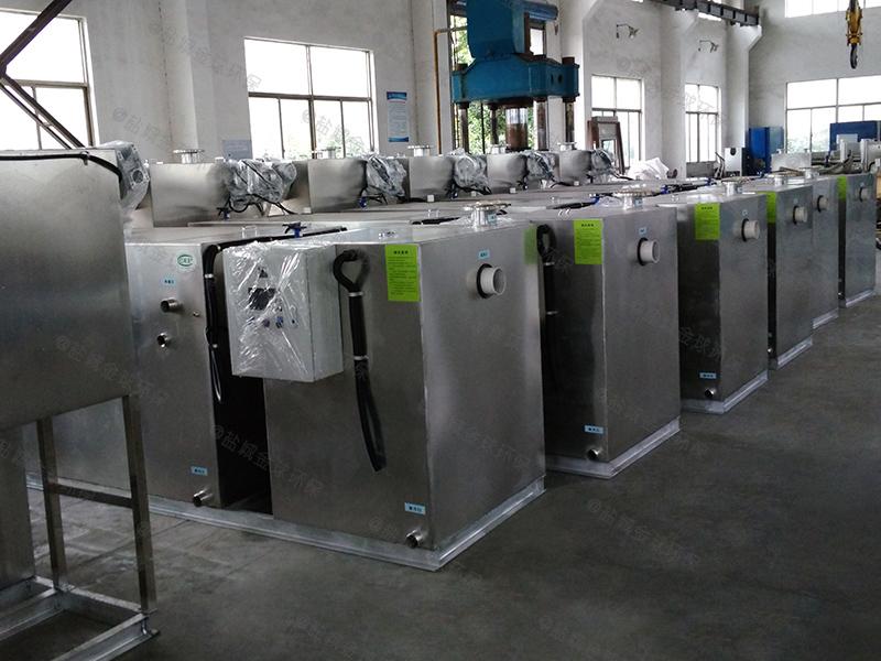承德传统隔油池一体化泵站厂家
