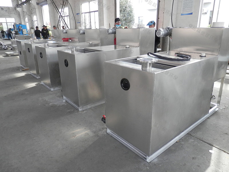 秦皇岛餐厨垃圾隔油装置技术要求