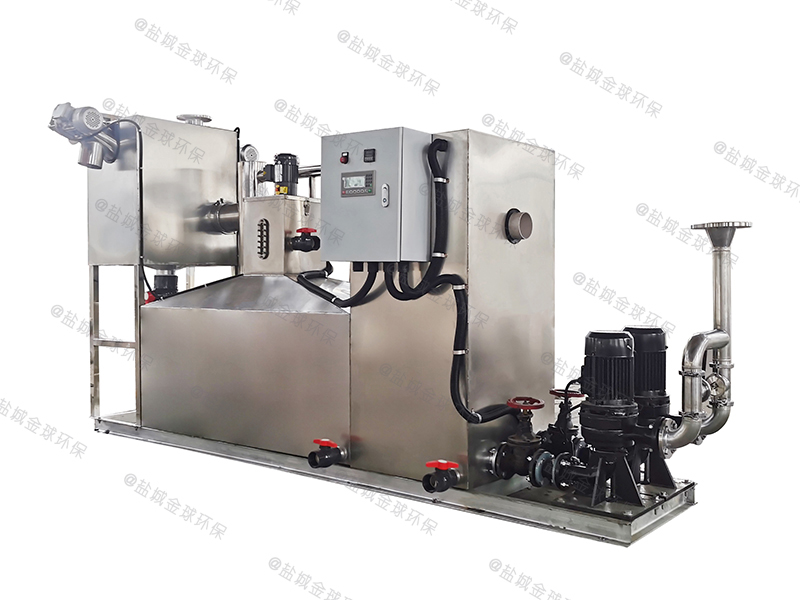 唐山餐饮管理隔油处理设备新型投资项目