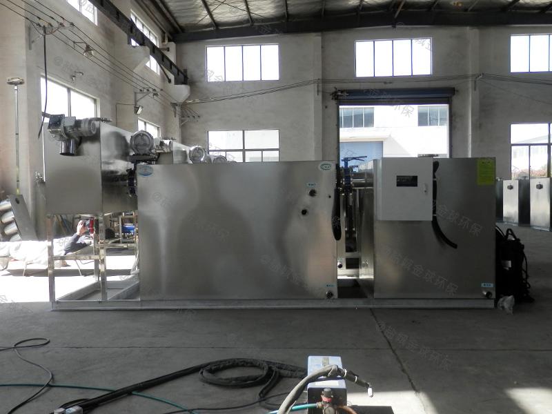 承德三级处理隔油设备改造厂家