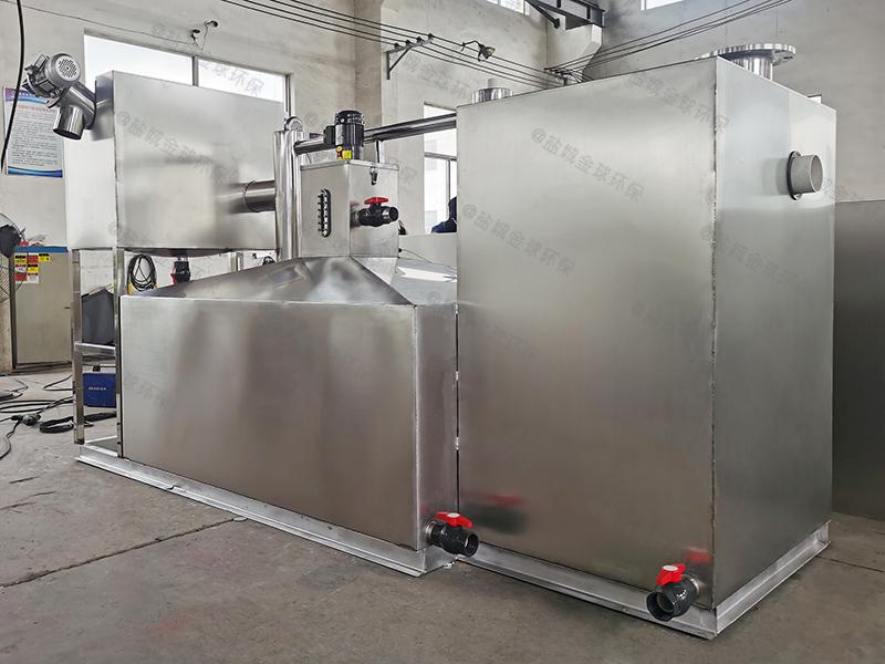 唐山三级滤渣油水分离器原理图解
