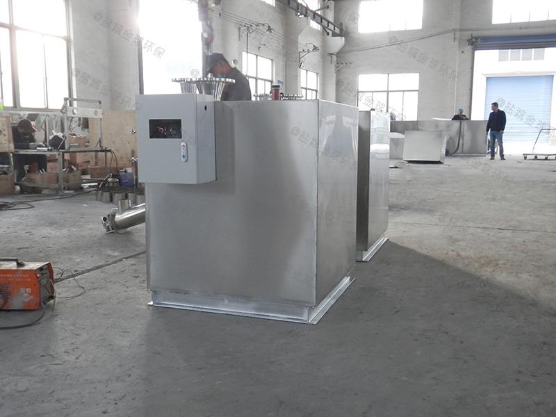 唐山食堂用一体化隔油提升设备环保设备制造厂