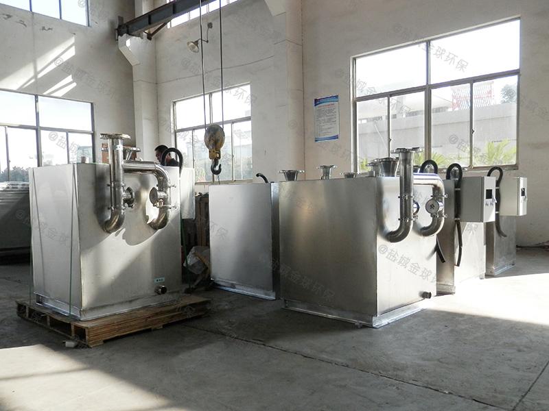 邢台四级过滤油水分离设备怎么做图解