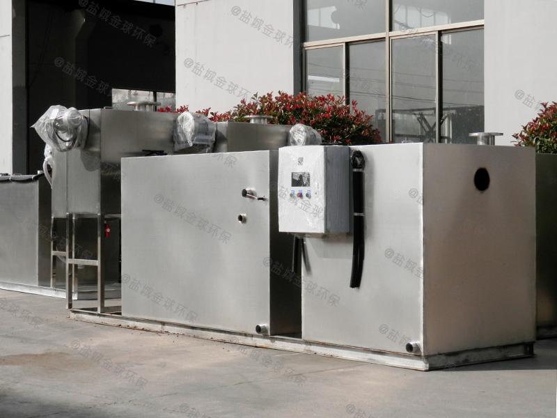 衡水多功能隔油隔渣设备怎么用