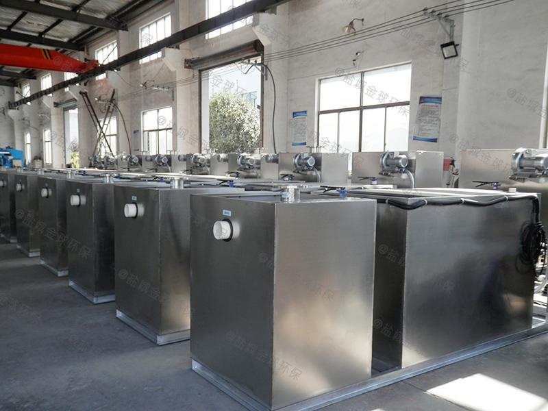 衡水多级隔油设备代理