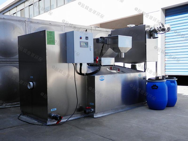 石家庄机械净化隔油器规范和标准