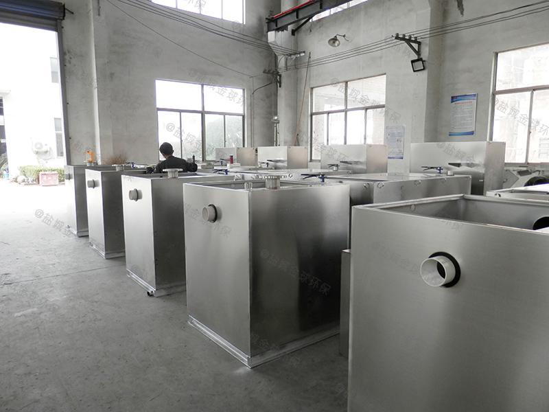 保定工业园区一体化隔油提升设备三级标准